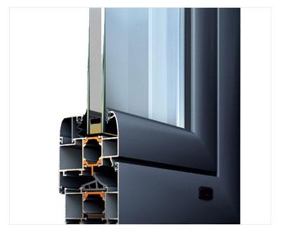 Asalto Aluminijumski profil PROFIL ALUMIL M11000 ALUTHERM PLUS