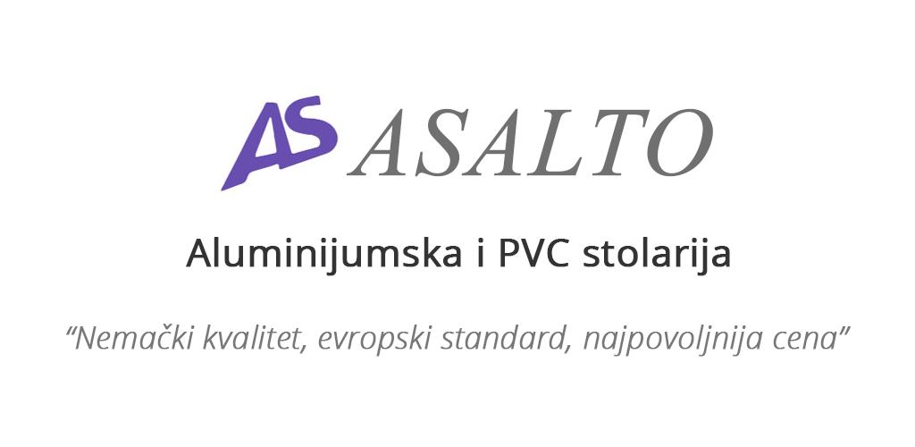 Asalto Aluminijumska i PVC Stolarija
